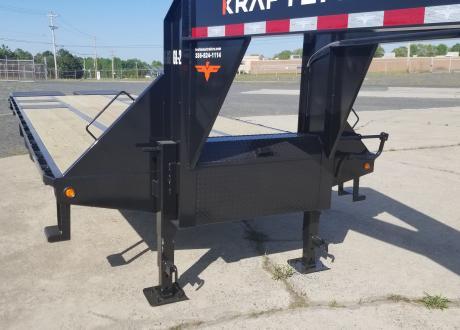 Kraftsman Trailers 22K Dual Wheel Gooseneck Flatbed