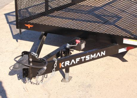 Kraftsman L5-X-HS48 Tandem Axle Utility Trailer