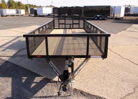 Kraftsman L3-6X-HS Tandem Axle Utility Trailer