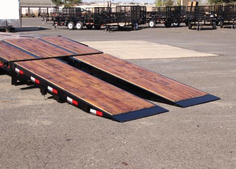 Kraftsman Trailers 55K 22.5 Ton Paver Special Equipment Trailer