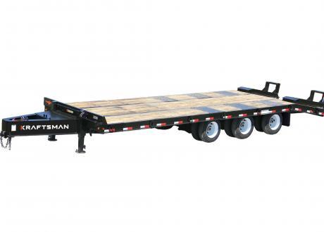 Kraftsman Trailers 73K 30 Ton Pintle Heavy Equipment Trailer